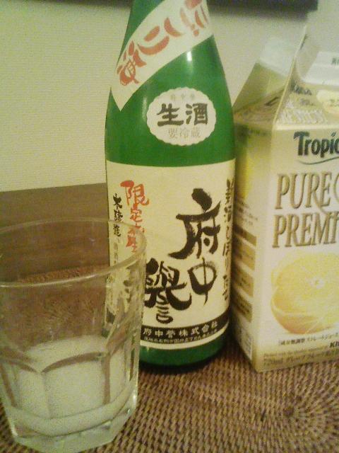 Summer sake | tokyofoodcast | Flickr