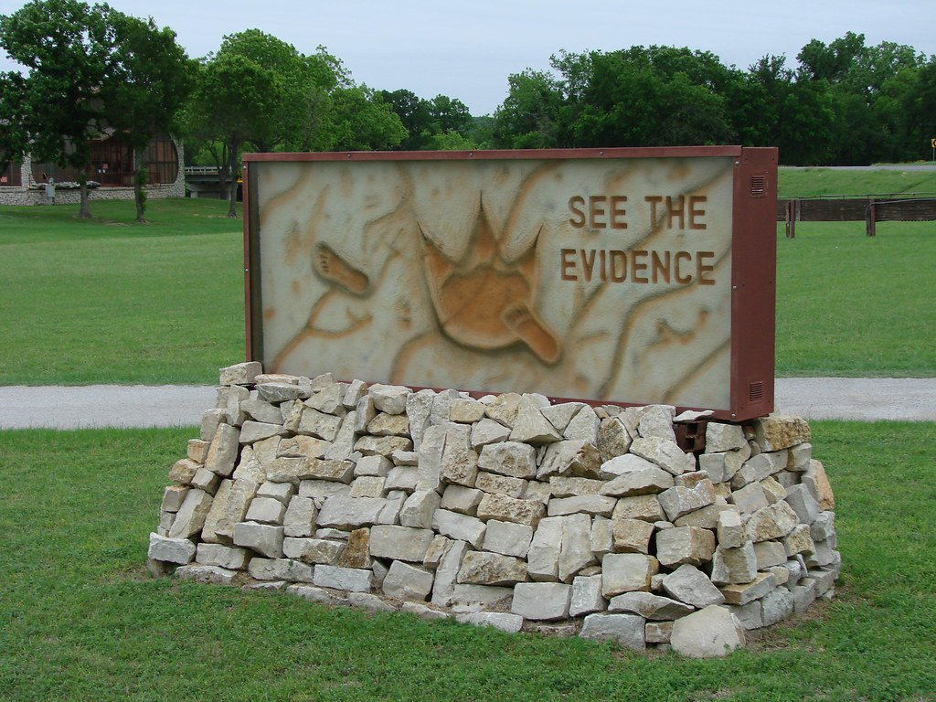 The Creation Evidence Museum In Glen Rose Texas That 39 S