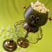 robot sculpture * URSULA - Snack Server Robot