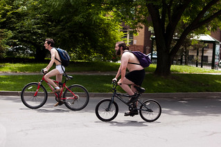 World Naked Bike Ride - Albany, NY - 09, Jun - 05 | by sebastien.barre