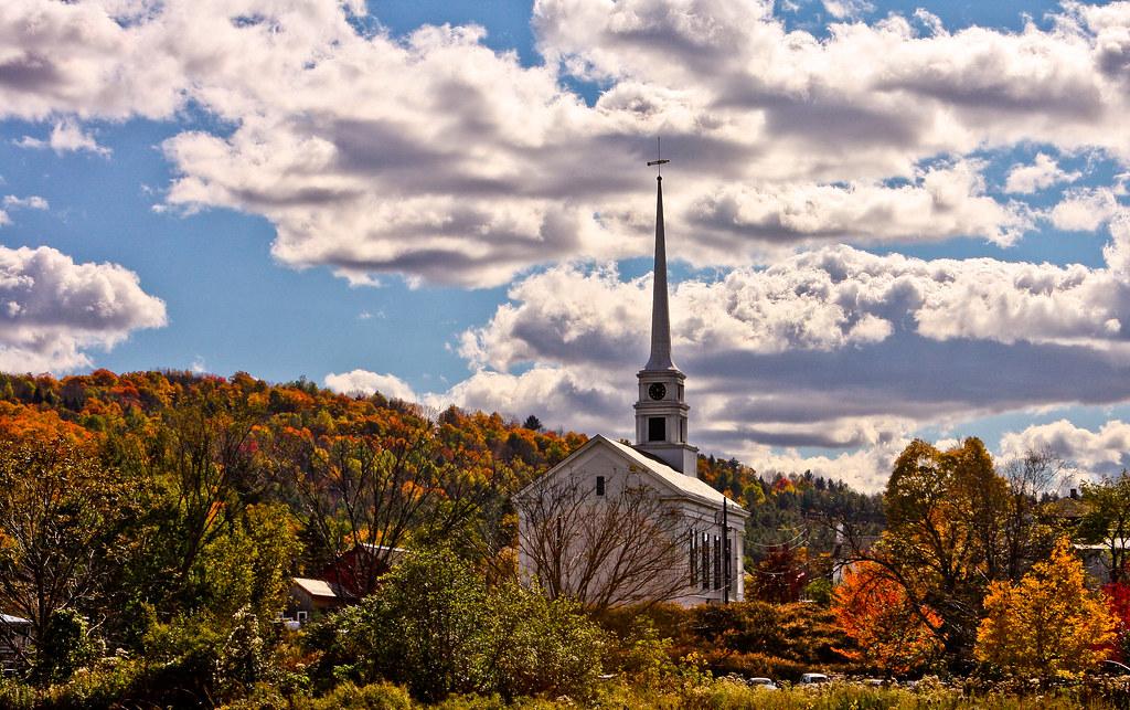 fall getaway northeastern US