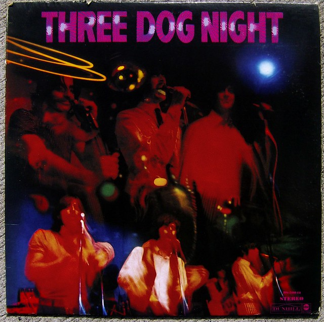 Three Dog Night - The Show Must Go On / On The Way Back Home