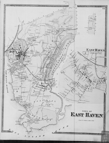 Town of East Haven, Conn. (Petersen Collection) | by uconnlibrariesmagic
