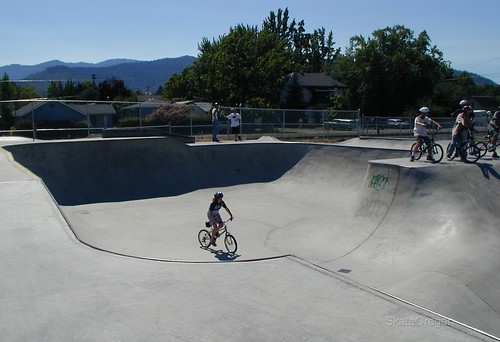 Talent Skate Park