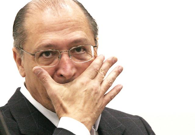 Aliados defendem que Geraldo Alckmin assuma presidência do PSDB, foto de Geraldo Alckmin