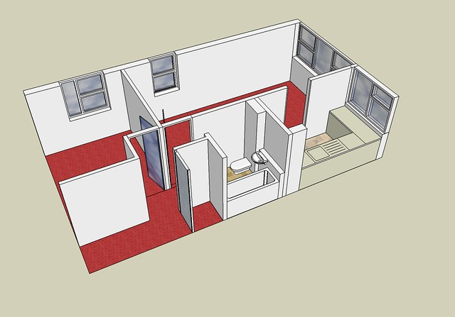 Home And Interior Design With Google Sketchup V A Digital Flickr