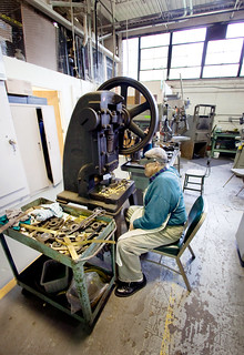 Waterbury Button Company | by WNPR - Connecticut Public Radio