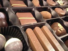 Hotel Chocolate Tasting Club. Third box of six.