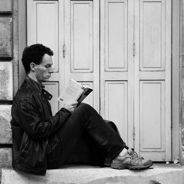Lire partout | Olivier Bernard | Flickr