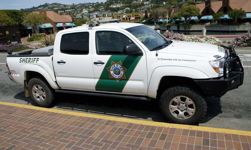 Marin County Sherrif Toyota Marin County Sheriff S