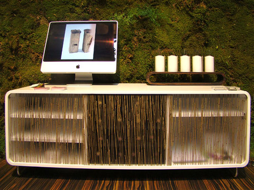 Object Interiors Credenza | by Inhabitat