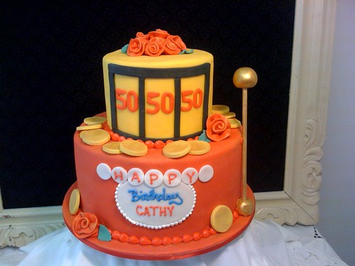 Slot Machine Cake Photos