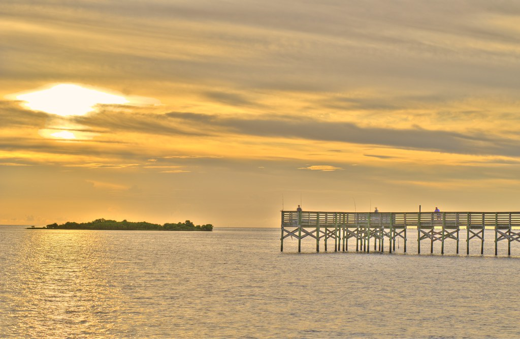 Crystal River Island Florida