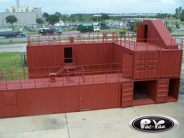 All Pro Trailers >> Storage containers used for firefighter training   This uniq…   Flickr