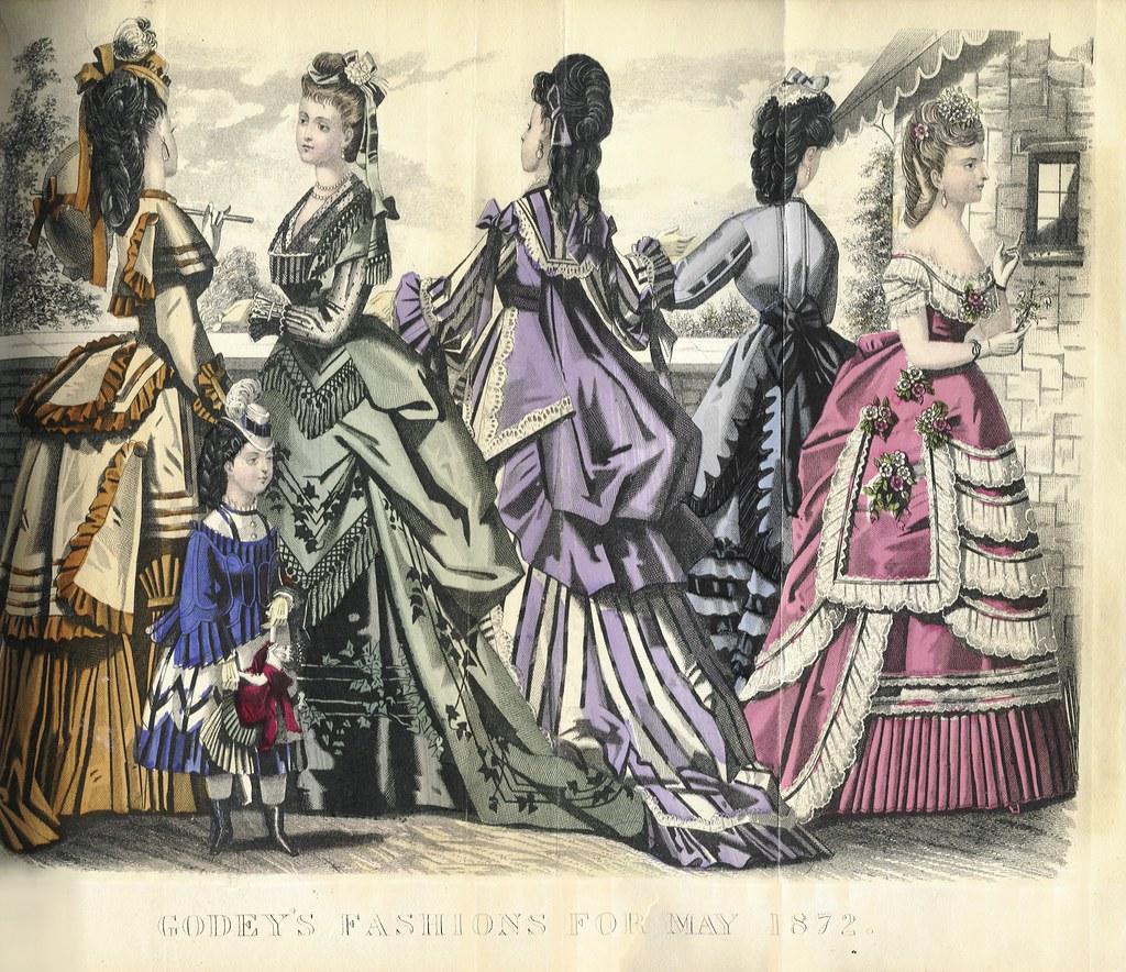 Georgian Ladies Fashion