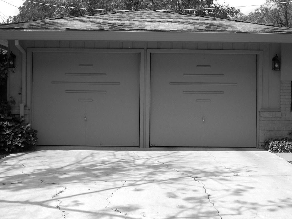 MidCentury Modern Garage Door Modesto CA JL Ordaz Flickr