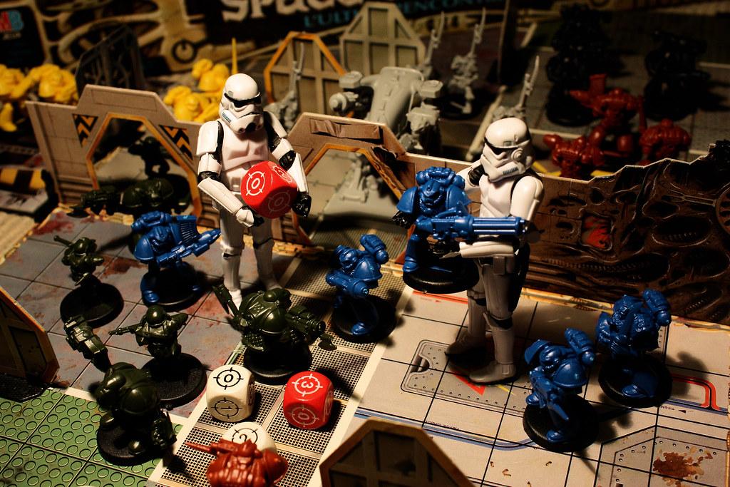 space crusade