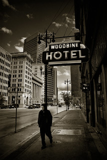 Woodbine Man | by bryanscott