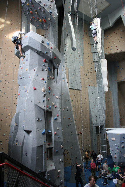 Rock climbing new bedford ma