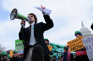 Youth Organizer Ethan Nuss | by Power Shift