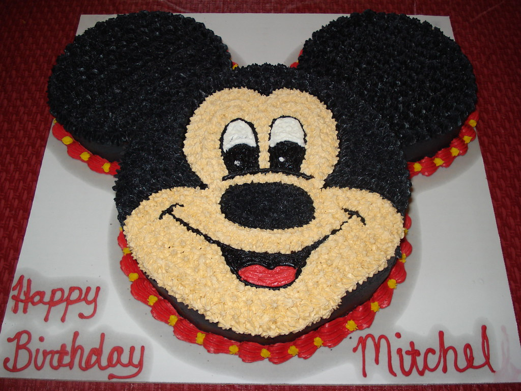 Mickey Mouse Cake Wwwmyspace Com Misscharleee Mickey