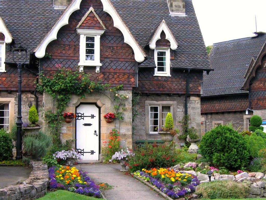 Ilam House Derbyshire Ilam Village in Derbyshire