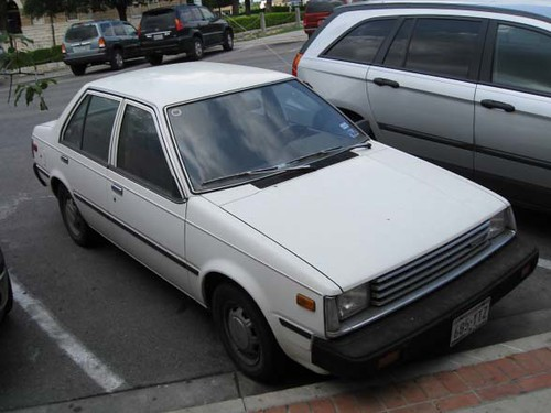 1984 Datsun Nissan Sentra In Very Good Shape And Rust