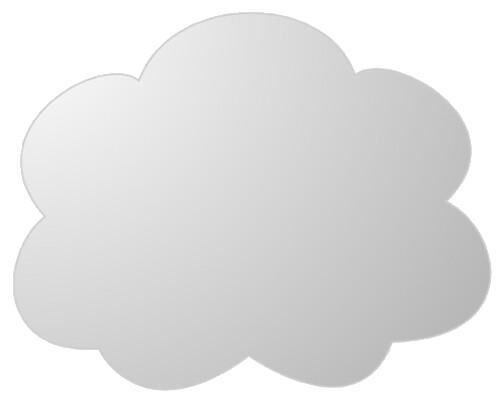 Gray Clouds Paint Color
