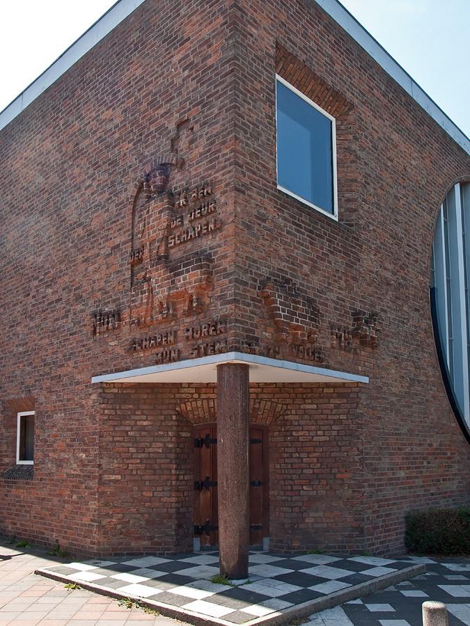 Goede Keukens Groningen : Groningen, Goede Herderkerk in de Johan de Wittstraat Flickr