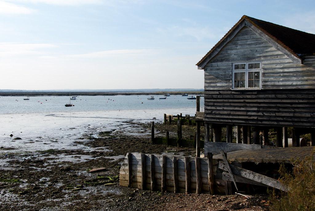 Mersea Island New Wreck Found