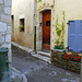 Antibes alley