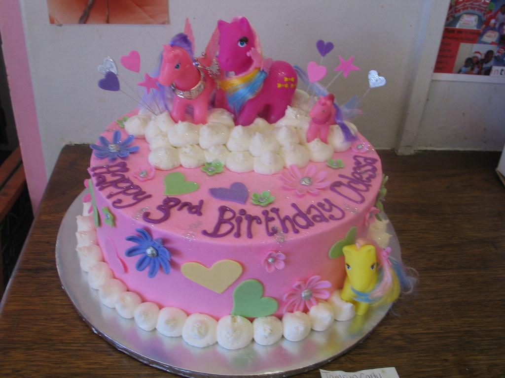 Cake Design My Little Pony