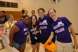 Service With a Smile - Nazareth College, Rochester NY | by NazarethCollege