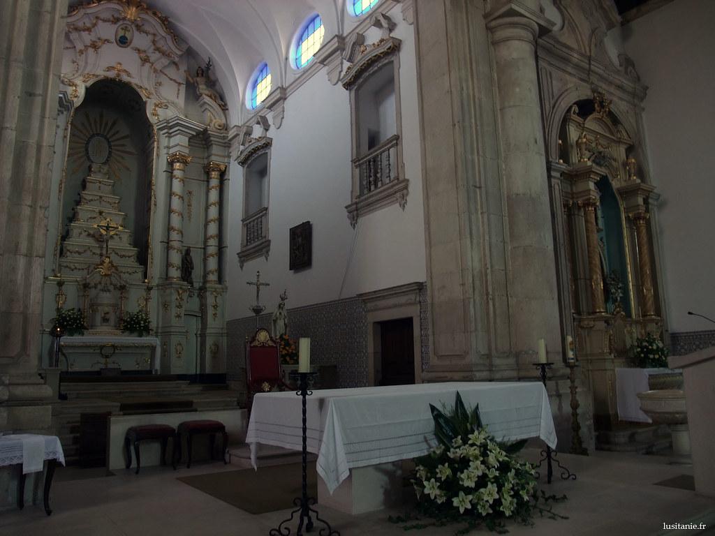 Les travaux ont débuté en 1774, sous le roi Dom José.