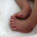 Tranquilla piccolina... zia ti lascerà tutte le sue scarpe in eredità...