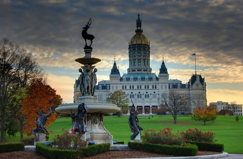Hartford, CT Capital in HDR | HuTDoG83 | Flickr