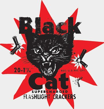 Black Cat Fireworks Contact