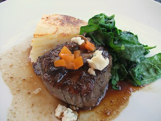 Petit Filet Worthington from The Worthington Inn | by swampkitty