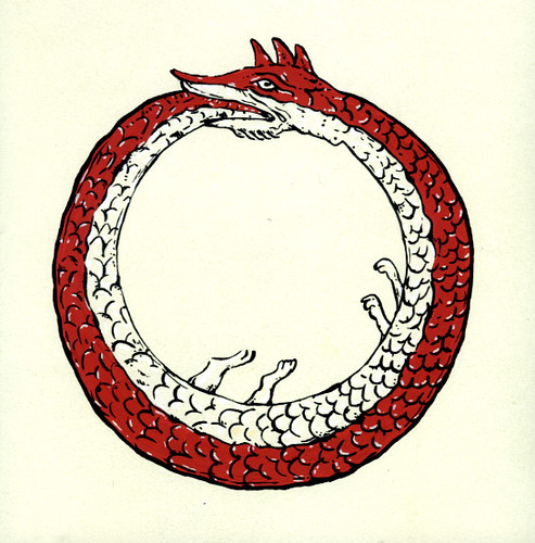 ouroboros | by andrey_msk