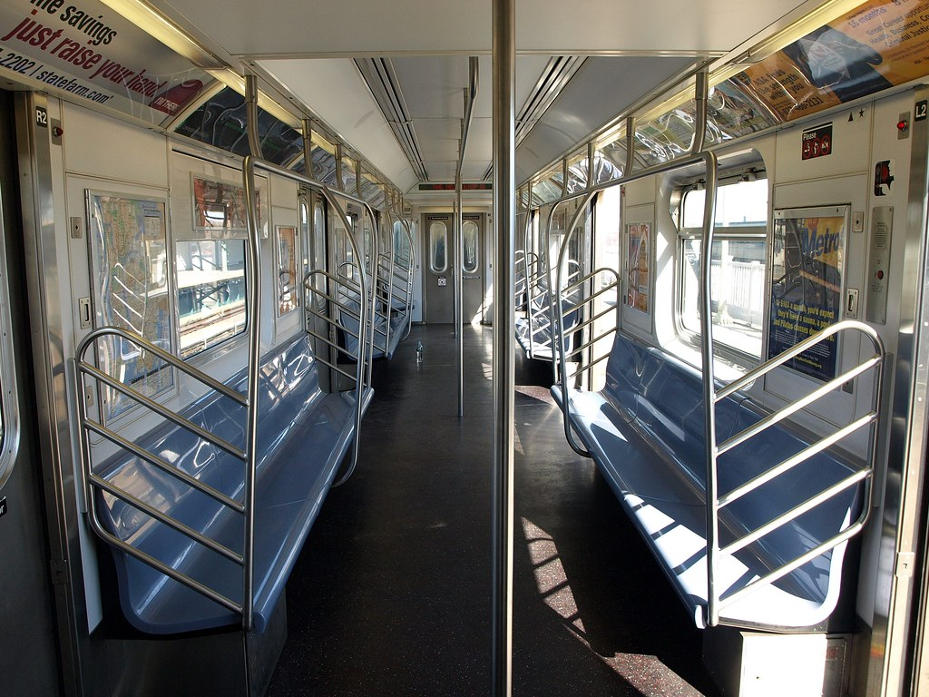inside a no 6 subway car new york city jag9889 flickr. Black Bedroom Furniture Sets. Home Design Ideas