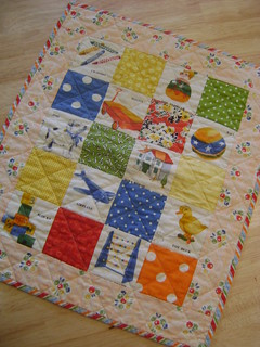 Doll quilt | by amy smart
