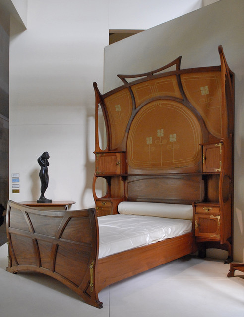 Chambre Art Nouveau Mus 233 E D Orsay Lit Mod 232 Le Cr 233 233 En
