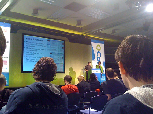 QCon London keynote intro | by danny_l
