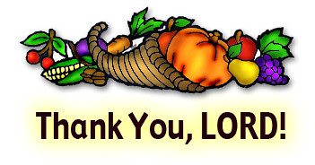 Thank You, Lord | Clipart | WELS net | Flickr