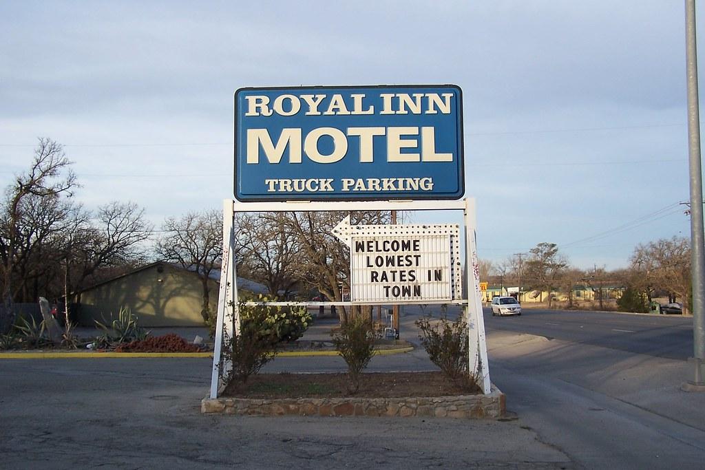 Royal Inn Motel In Glabboro Nj