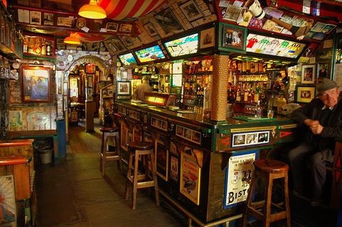 T pico pub irland s flickr photo sharing - Decoracion de bares tematicos ...