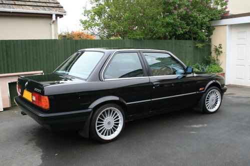 Bmw E30 325i Se My Pretty Car Showing Off Her New