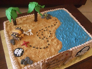 Pirate Cake | by mimascakes