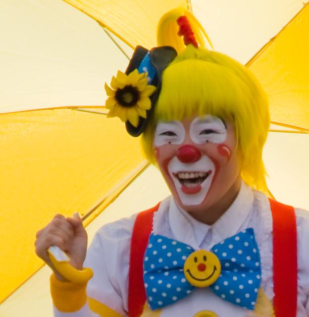 Asian Clowns 50
