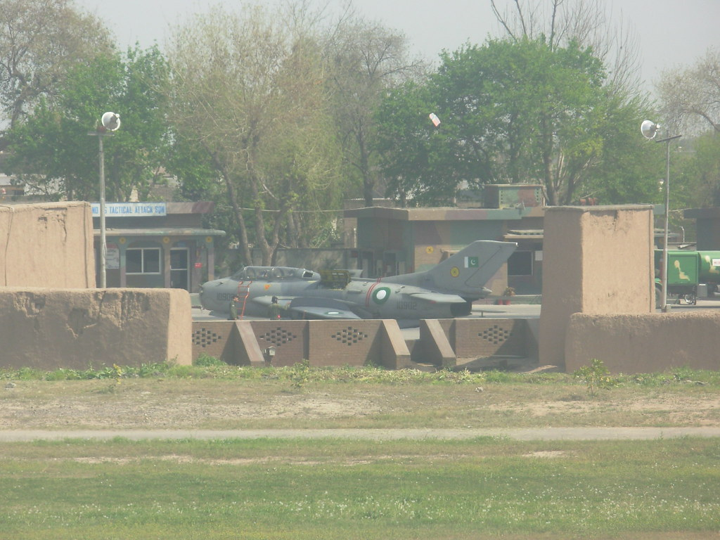 Pakistan Air Force Base, Peshawar | Mud$i | Flickr